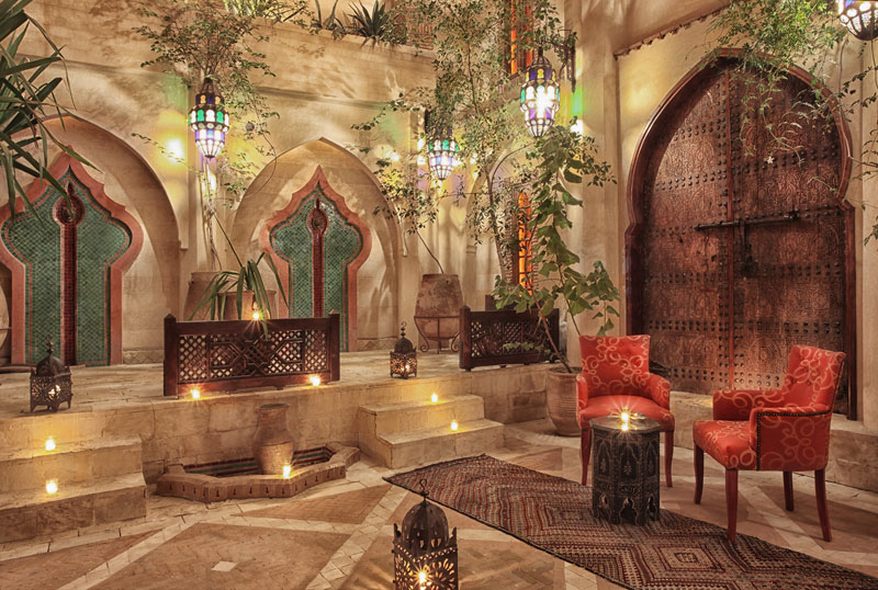 Retreat mastermind morocco a retreat for retreat leaders for Architecture maison arabe